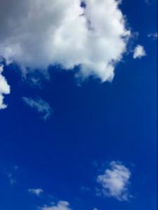 セッション一区切りの日の青空(350変換後)