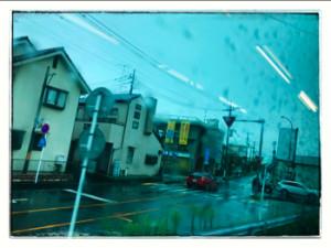 雨の中本庄へ170814(変換後)