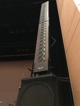 田口音響研究所の平面スピーカー